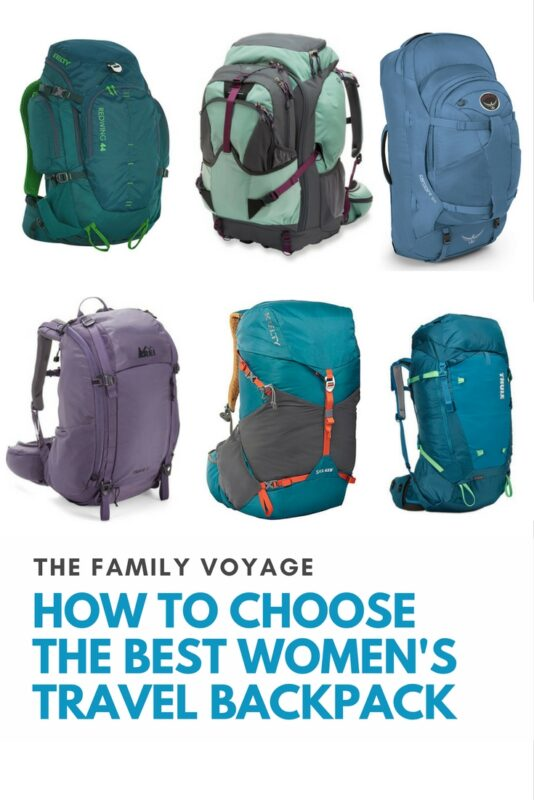 2da3080683 Hands-On with the Best Travel Backpacks for Women (2019) - The ...